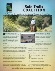 Safe Trails Coalition Factsheet