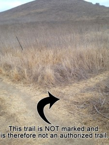 Unsigned Unauthorized Trail